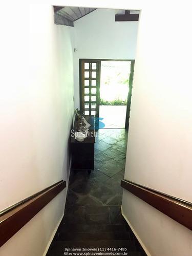 chácara em mairiporã - alto da serra - acesso asfaltado! excelente local! - ch00355