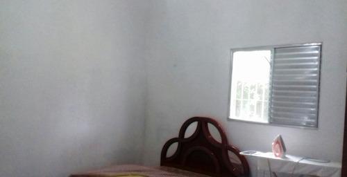 chácara em mongaguá, ótima localização com 3 dorms