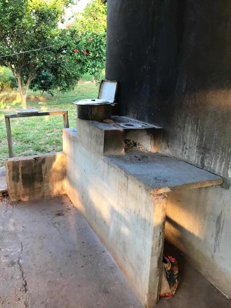 chácara em município de professor jamil