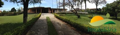 chácara em porto feliz - condomínio fechado com linda vista  - 131