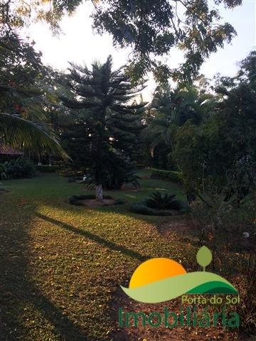 chácara em porto feliz totalmente plana e belo jardim - 23