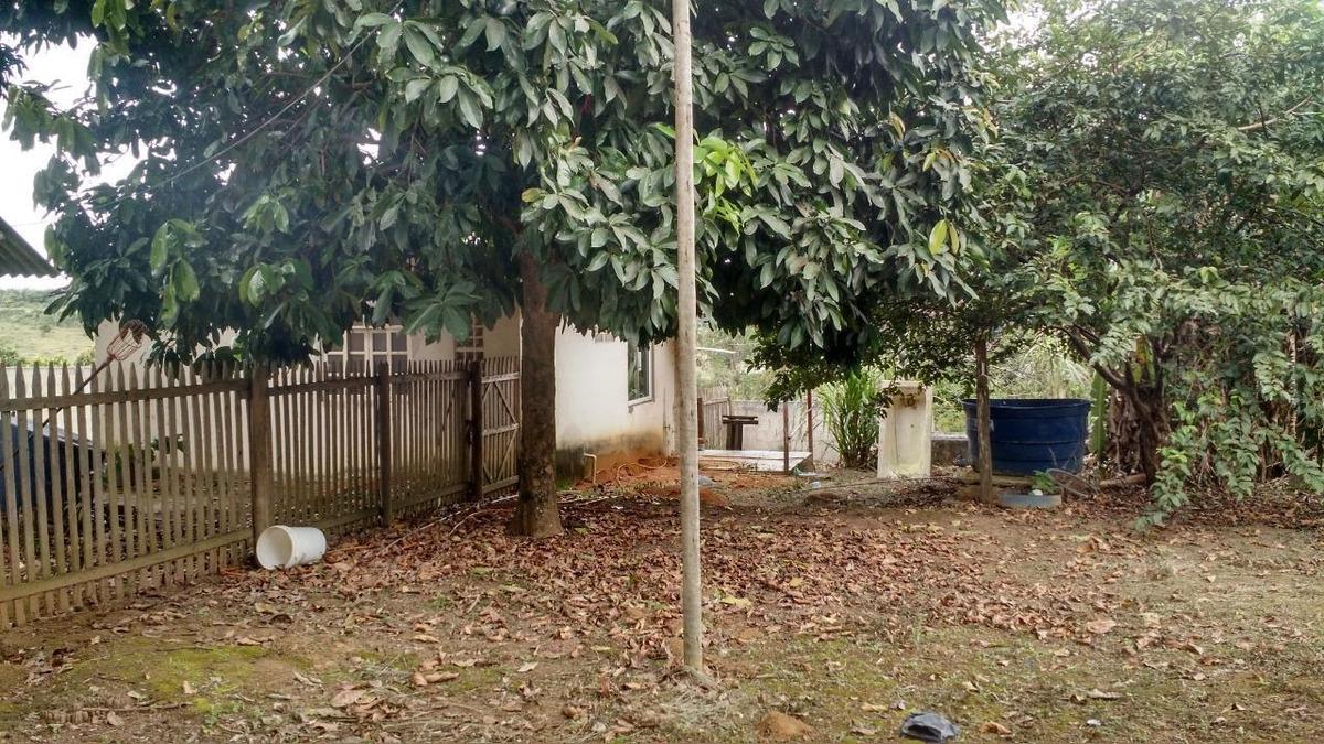 chácara em retiro do congo, vila velha/es de 100m² 2 quartos à venda por r$ 280.000,00 - ch283578