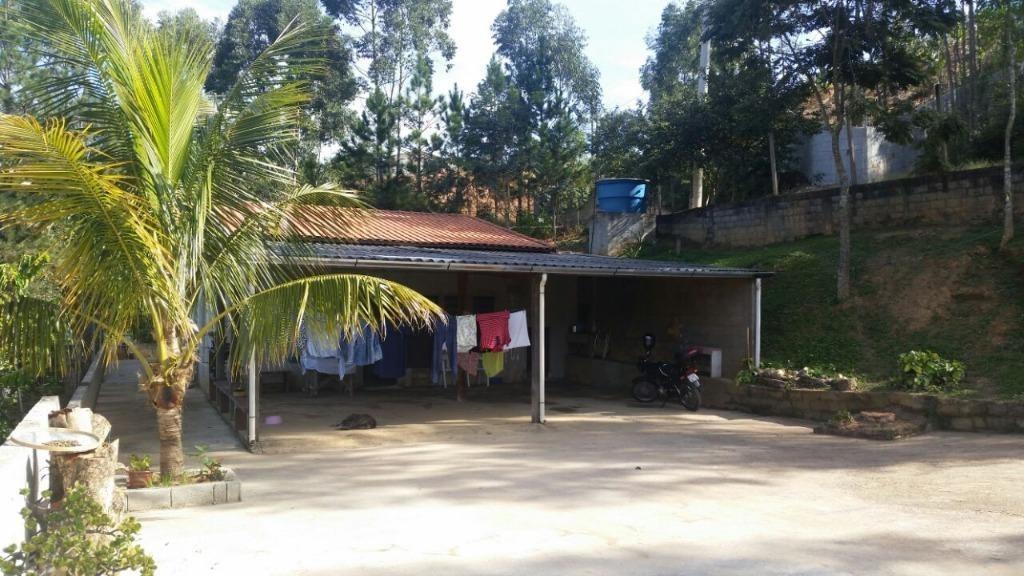 chácara em rio acima, mairiporã/sp de 150m² 2 quartos à venda por r$ 370.000,00 - ch565216