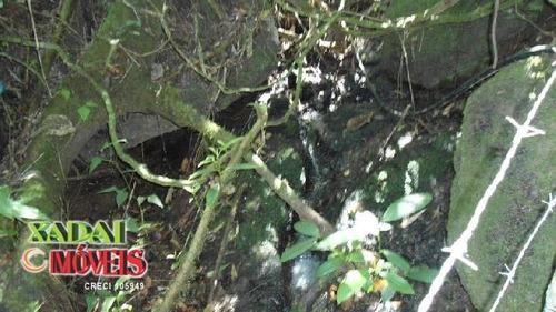 chácara em são francisco xavier - com rio no fundo - 218