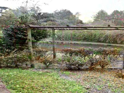 chácara em são lourenço de fácil localização com lago