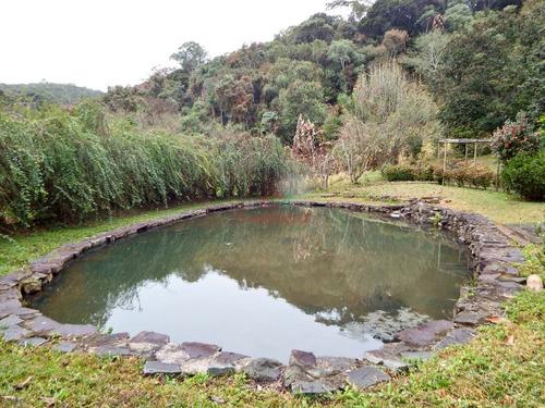 chácara em são lourenço rico em água ótima localização