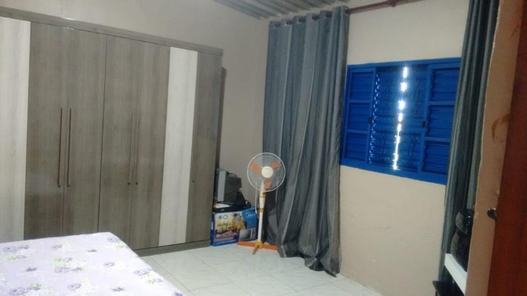 chácara em veraneio irajá, jacareí/sp de 0m² 2 quartos à venda por r$ 154.000,00 - ch177406