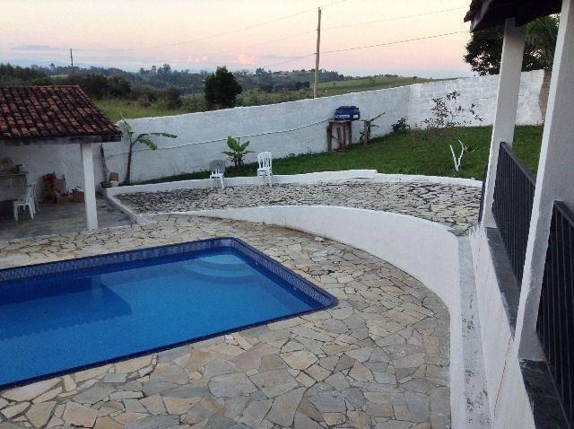 chácara em veraneio irajá, jacareí/sp de 350m² 5 quartos à venda por r$ 370.000,00 - ch178061