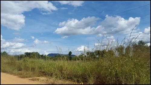 chácara em zona rural, lajeado/to de 2500m² à venda por r$ 75.000,00 - ch95460