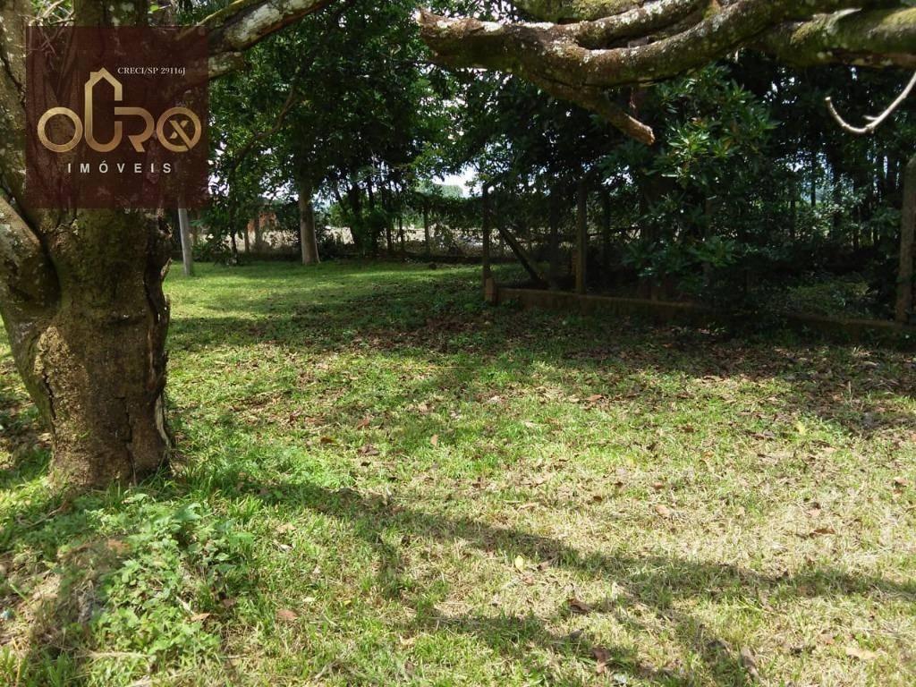 chácara escriturada condomínio betel - ch0023