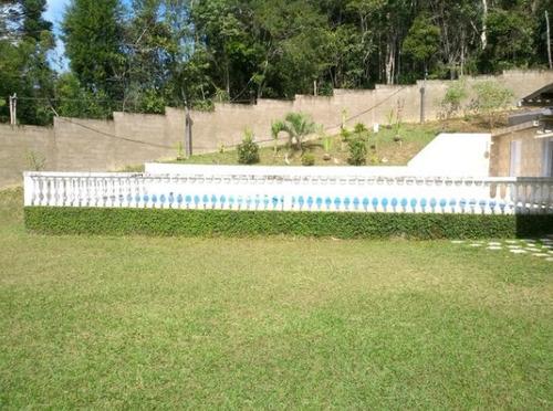 chácara excelente para lazer com lago e piscina