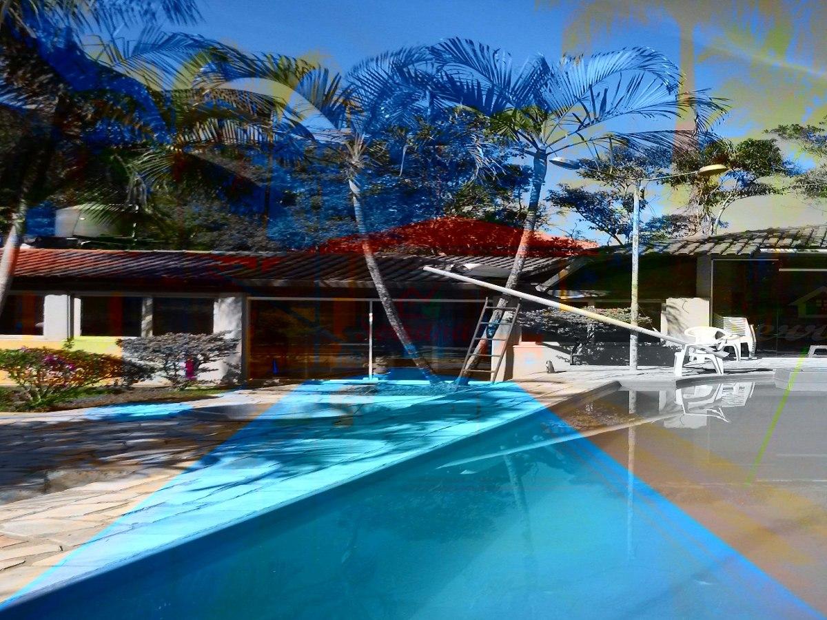 chácara excelente para renda com piscina churrasqueira