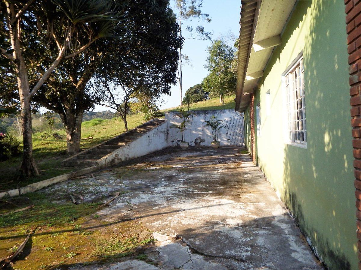 chácara frente a represa ótimo acesso e estuda permuta