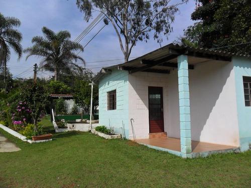 chácara guanabara/guararema com piscina -2.080 m2 -449 mil