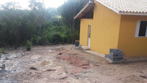 chácara ibiúna 1.000 m casa nova 7 km do centro c/ escritura