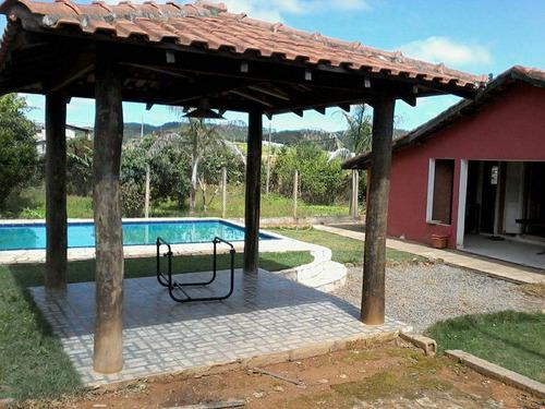 chácara ibiúna 1.000 mts casa, piscina, pomar, oportunidade!