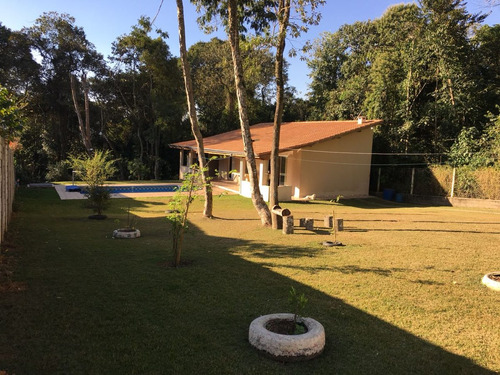 chácara ibiúna 1.000 mts  casa, piscina, próximo a represa