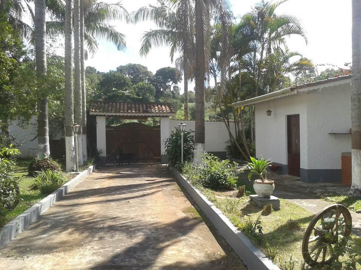 chácara ibiúna 1.030 mts  casa, boa localização escritura ok