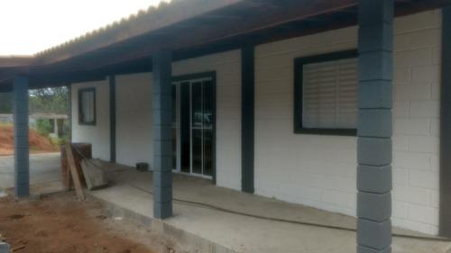 chácara ibiúna 1.100 mts casa, piscina, a 3 km do centro  !!