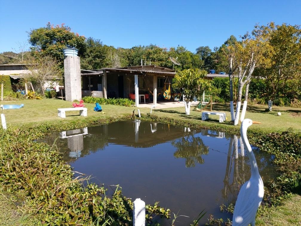 chácara ibiúna 1.200 mts casa. pomar e lago oportunidade!