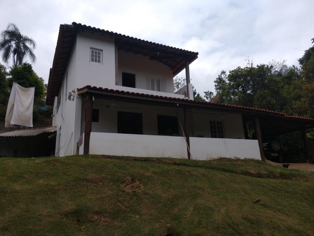 chácara ibiúna 2.500 mts ampla casa, lago, próximo a represa