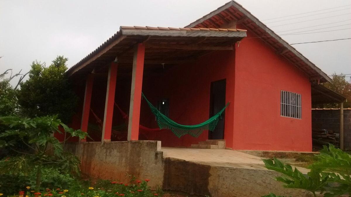 chácara ibiúna 480 mts casa nova murada, local tranquilo !!!