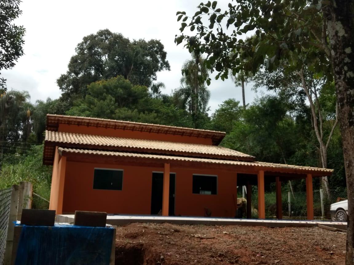 chácara ibiúna cond. fechado aceita financiamento bancário