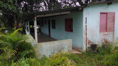 chácara jardim coronel-itanhaém 1,5km rua de terra, ca-360