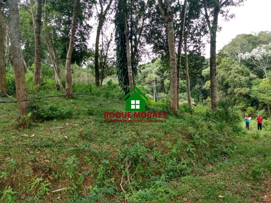 chácara juquitiba 1 alqueire casa modesta facilita ref:0126