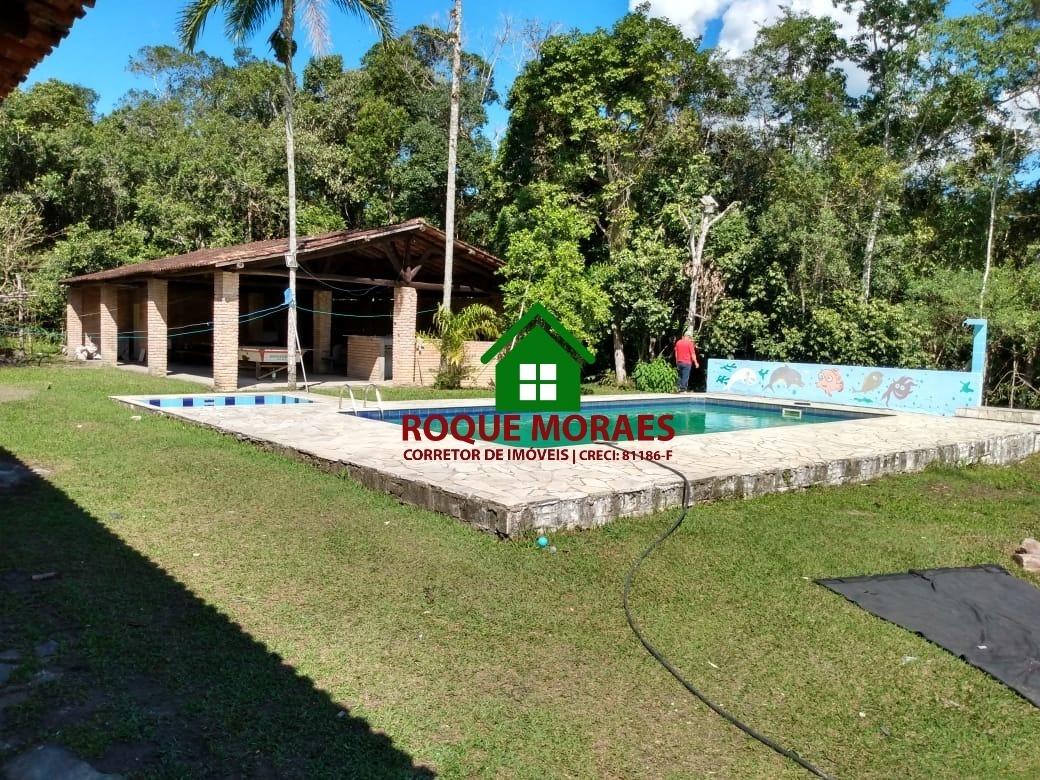 chácara juquitiba, 34.400m², 5 dorm, piscina, lagos ref:0103