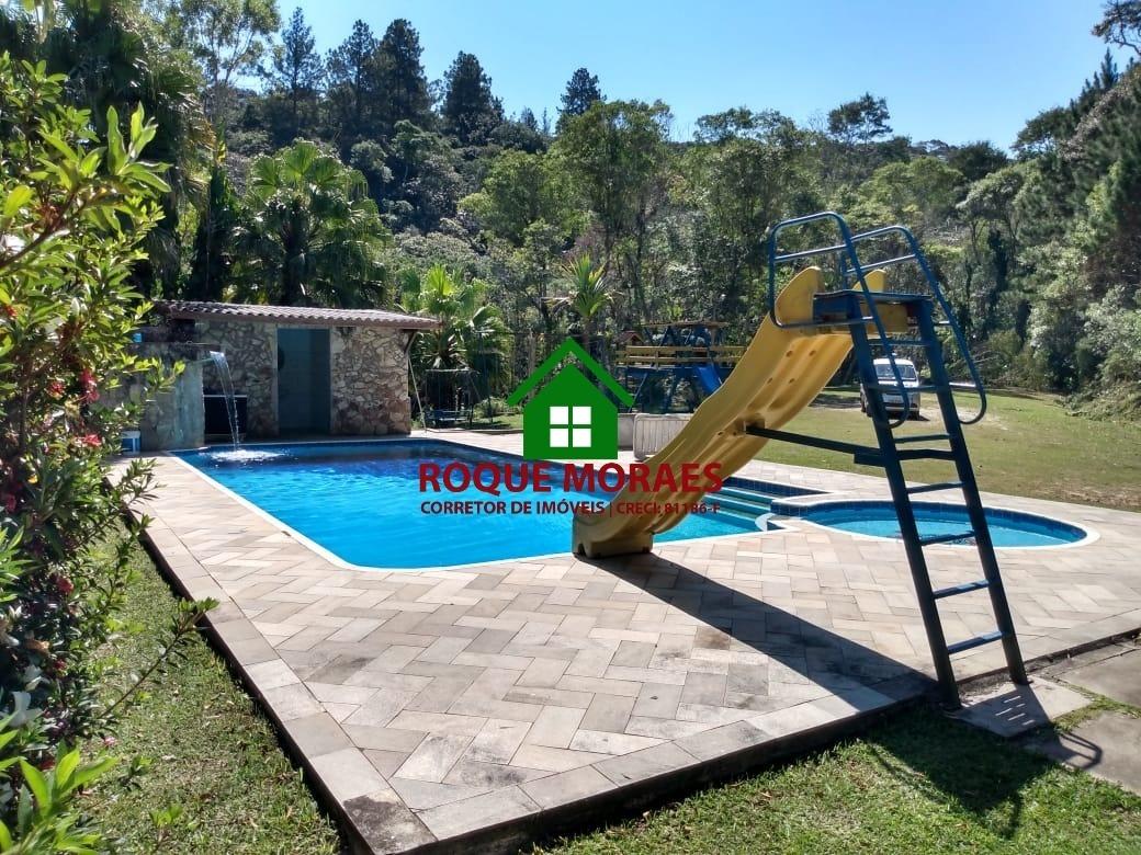 chácara juquitiba 40.000m²- piscina- espaço gourmet ref 0133
