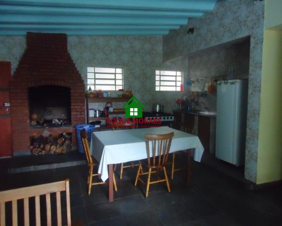 chácara juquitiba 8.081m² salão de festas, poço. ref 0118