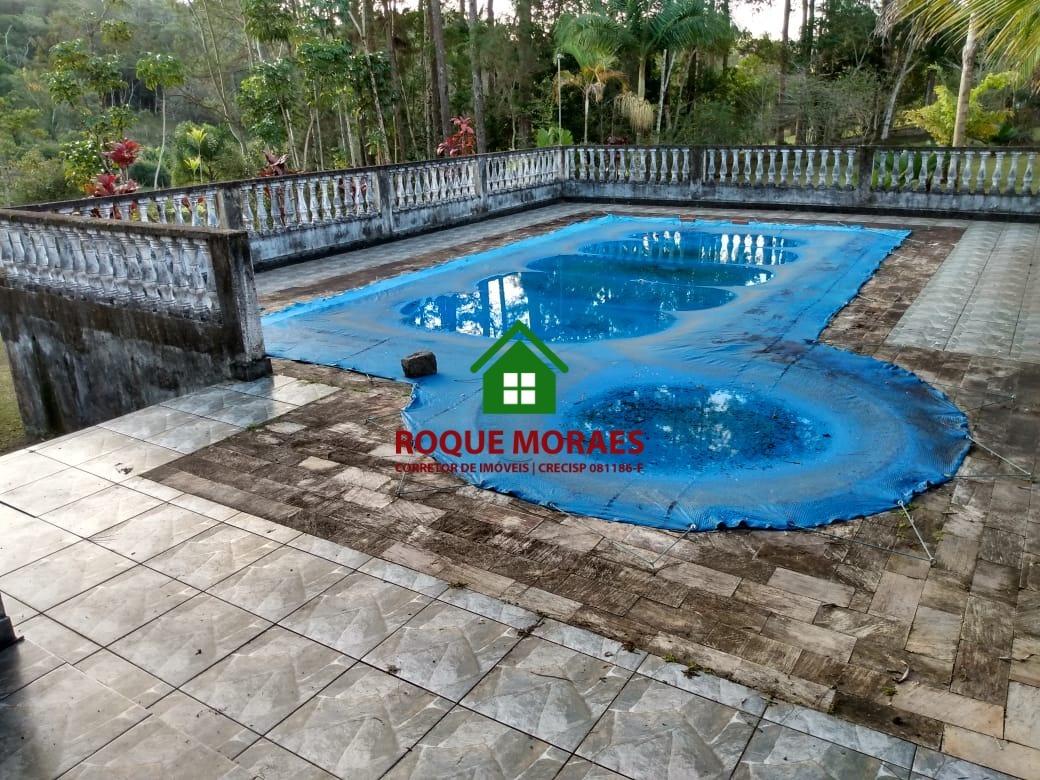 chácara juquitiba,5.000m², piscina, lago, tanque. ref:0060
