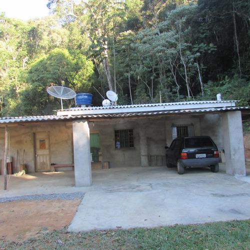 chácara lazer/moradia/sede/lago/nascente/ref: 04600