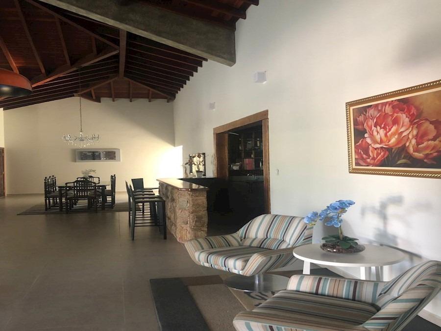 chacara lindissima com 3.000 m² em itu condominio fechado - 11420