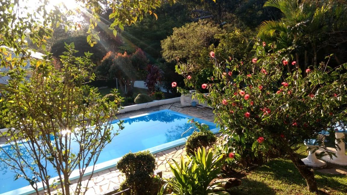 chácara mairiporã temporada, 4 quartos, piscina, campo