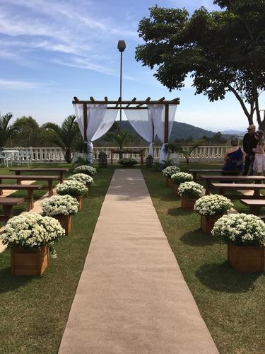 chácara mobiliada para casamentos