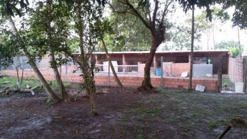 chácara murada no bairro tanísio, itanhaém-sp!!!