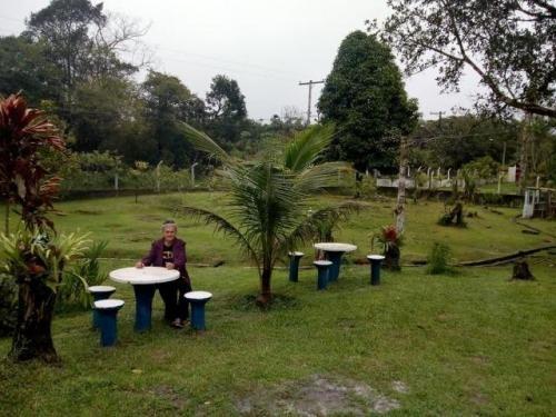 chácara murada no jardim coronel,  itanhaém, litoral sul sp
