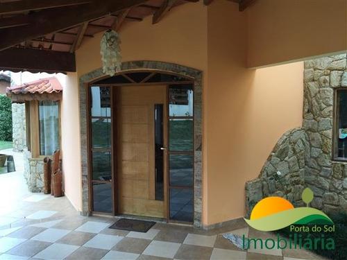chácara na porta do sol com 4 suítes e ótima localização - 109