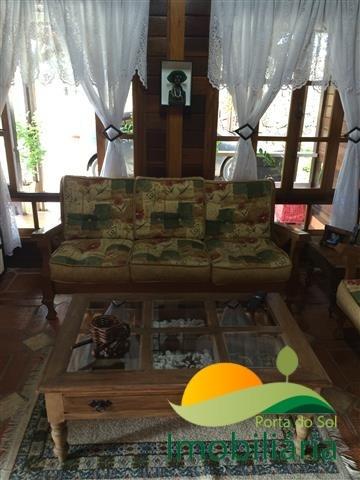chácara na porta do sol com salão de churrasqueira novo - 105