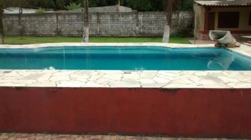 chácara na praia, 6 suítes e piscina, itanhaém - ref 4139-p