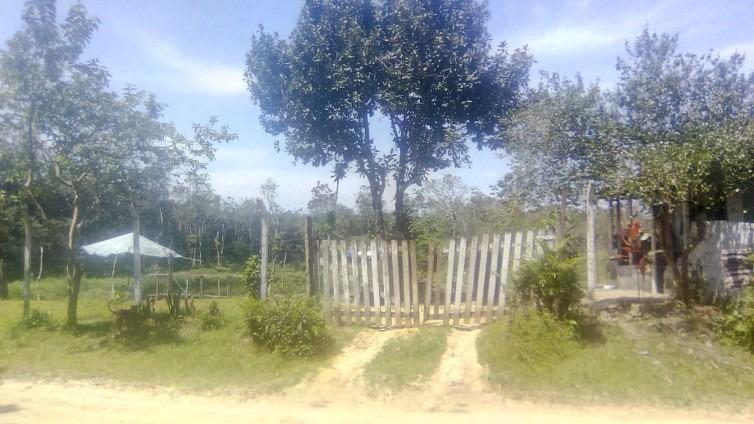 chácara na praia em itanhaém com área de 10000m²  6128rafa