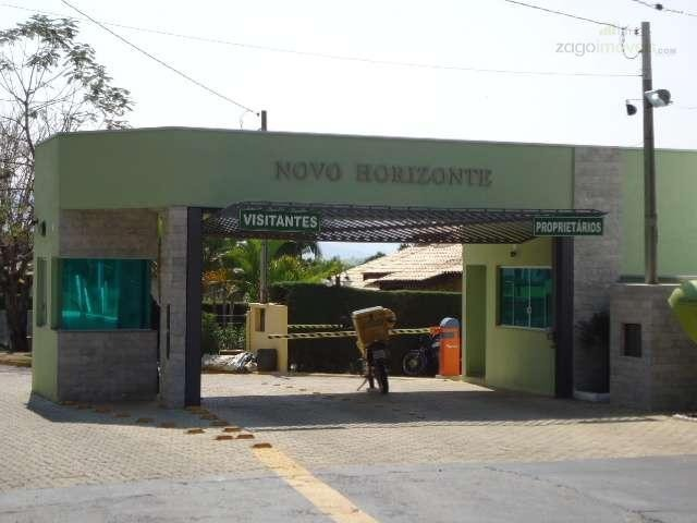 chácara na represa condomínio fechado  /  ch-075