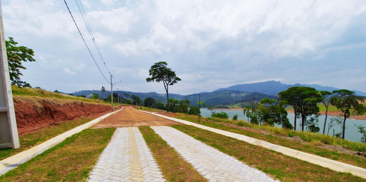 chácara na represa  condomínio fechado  lt-paiol