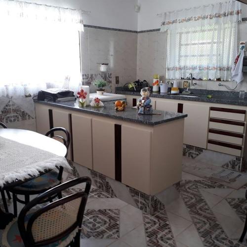 chácara na represa em condomínio fechado / piracaia - ch-093