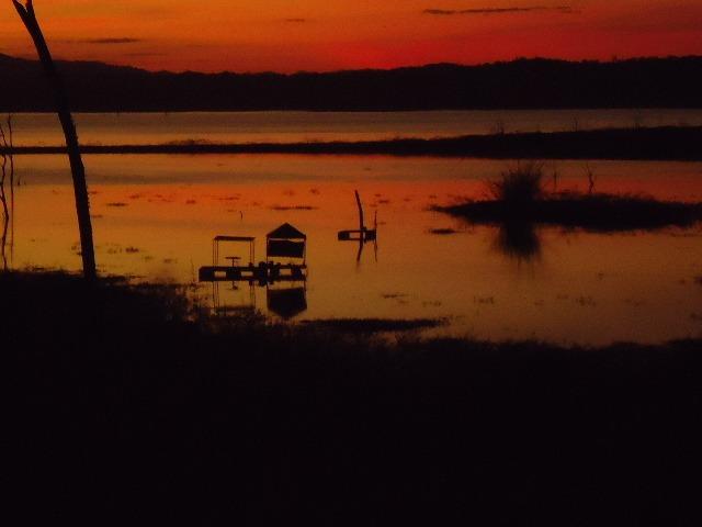 chácara na serra da mesa - rio maranhão e rio das almas