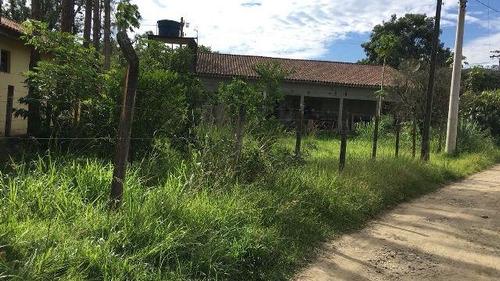 chácara no bairro 3 barros, em pedro de toledo - ref 4058