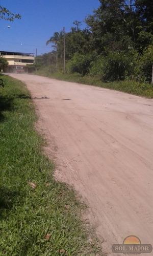 chácara no bairro estrada armando cunha em peruíbe - 00170
