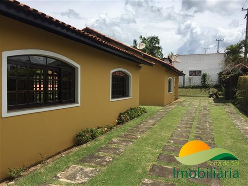 chácara no condomínio porta do sol, clube privativo completo - 181